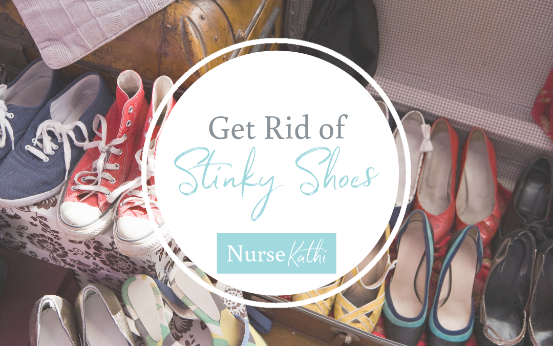 Get Rid of Stinky Shoes