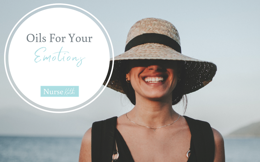 Oils For Your Emotions Series – Motivate