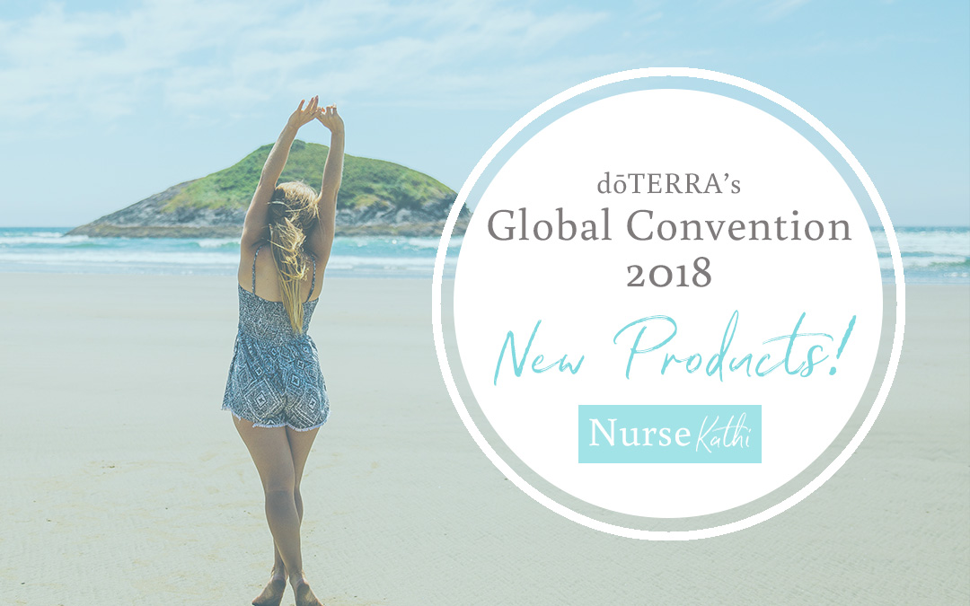doTERRA's Global Convention 2018: New Products!