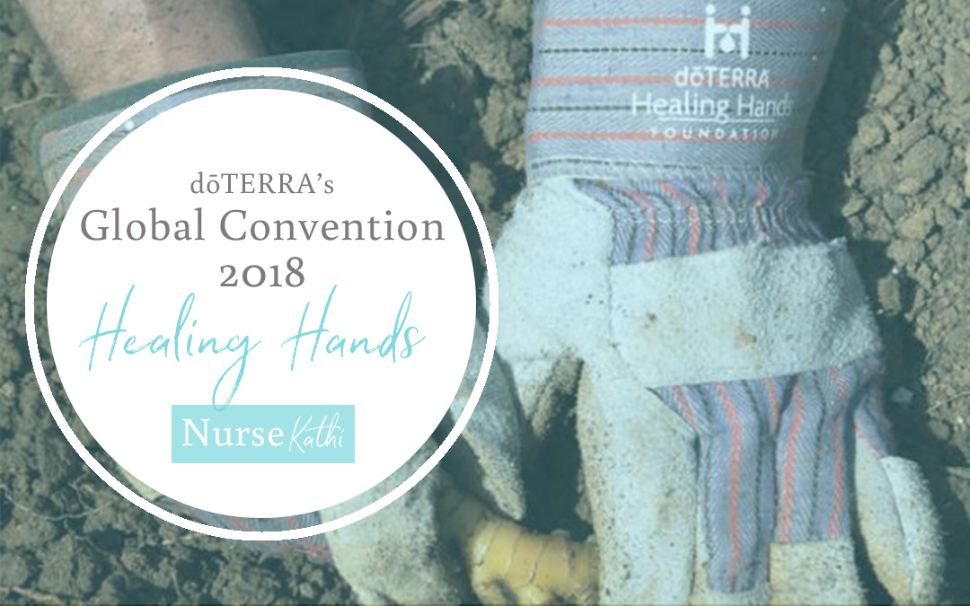 doTERRA Global Convention 2018: Healing Hands