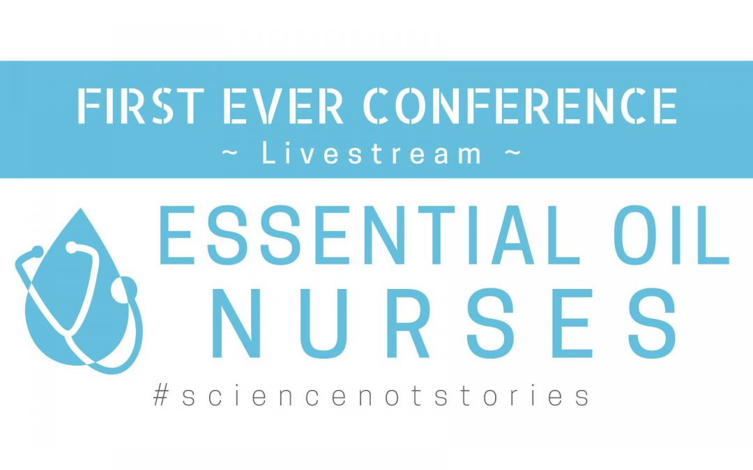 Essential Oil Nurses: Conference Recording + CEU Available