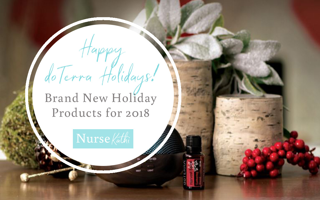 Brand New Holiday Products for 2018!