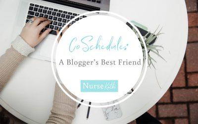 CoSchedule – A Blogger's Best Friend