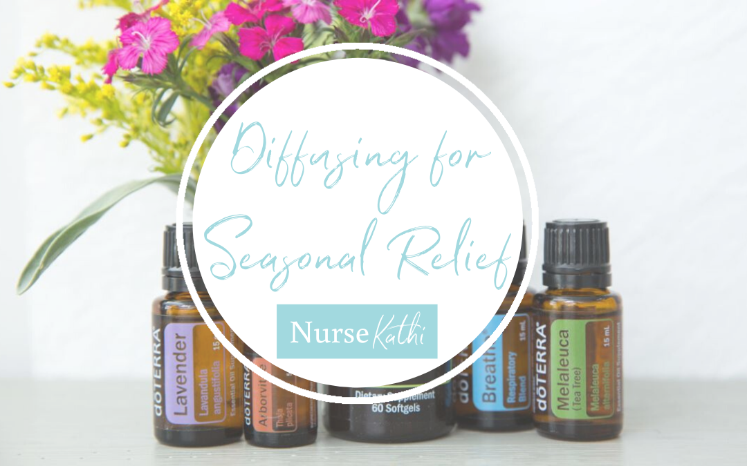 Diffusing for Seasonal Relief