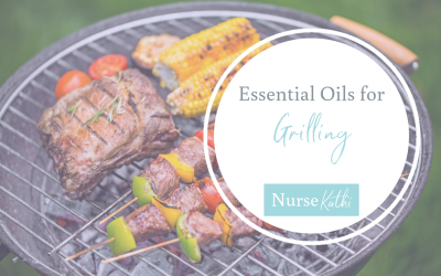 Essential Oils for Grilling