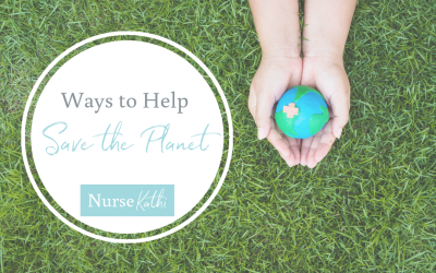 Ways to Help Save the Planet