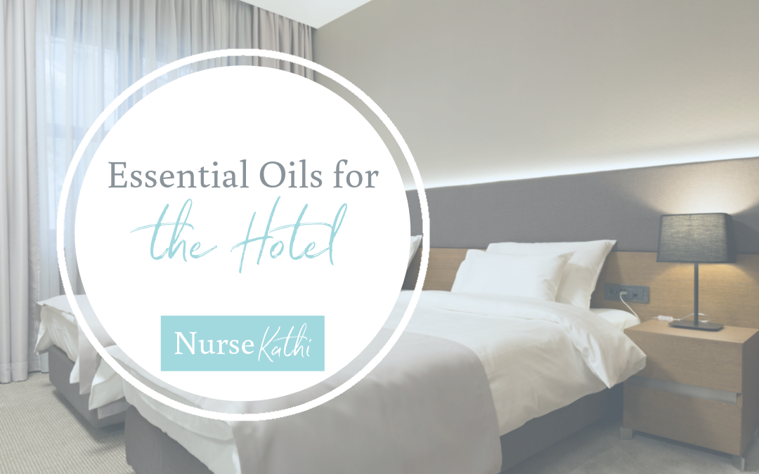 Essential Oils for the Hotel