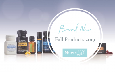 Brand New Fall Products 2019