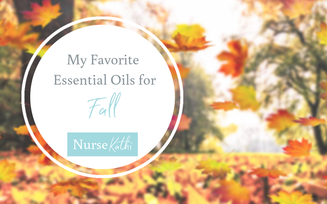 Favorite Essential Oils for Fall
