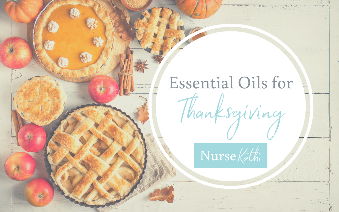 Essential Oils for Thanksgiving