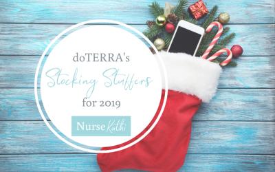 doTERRA's Stocking Stuffers for 2019